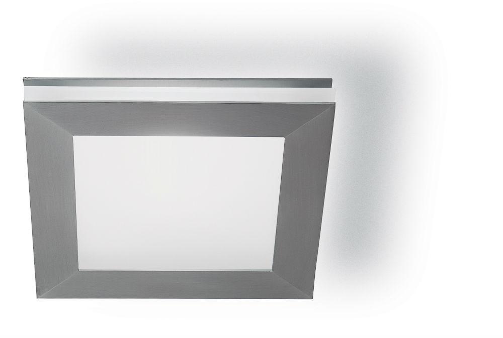 Sandwich mini plafón/Wall Lamp Square Chrome