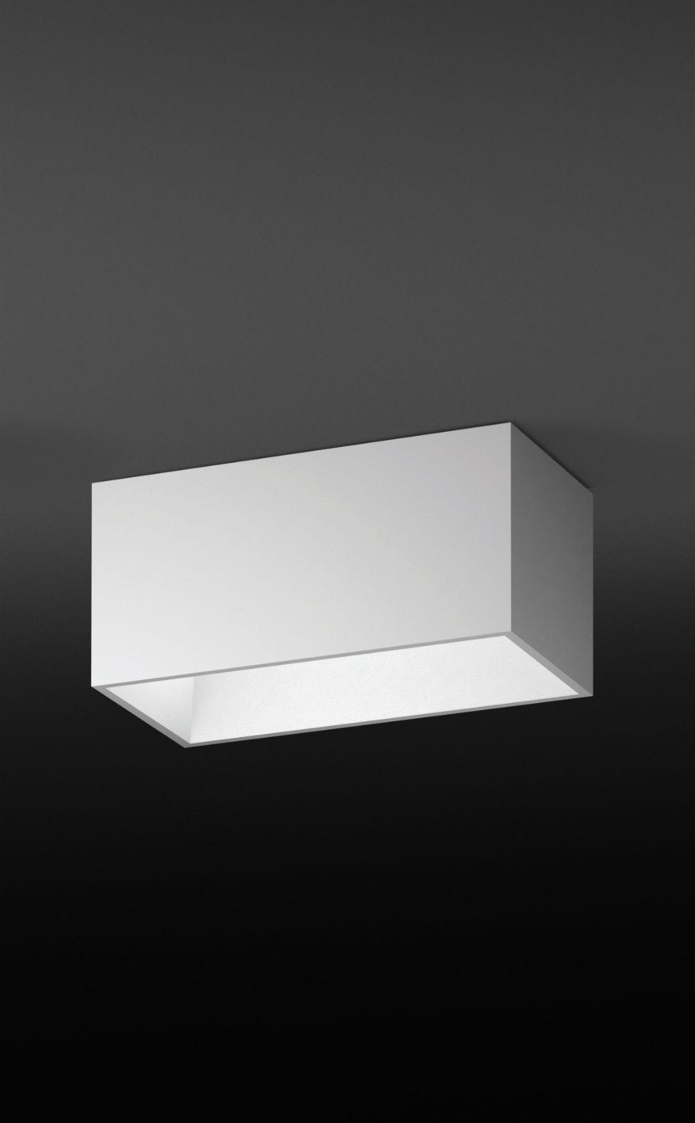 Link Modulo D XXL soffito - Laccato bianco opaco