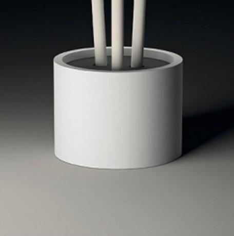 Bamboo (Accesorio) instalación Balizas - Hormigón polímero