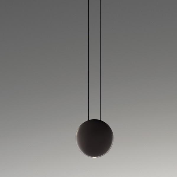 Cosmos Pendant Lamp satélite Small - Lacquered Grey claro mate