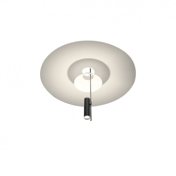 Flamingo Lámpara Colgante max. 200cm (20cm Difusor) 2xLED 5,6W dimmable - Cobre brillo