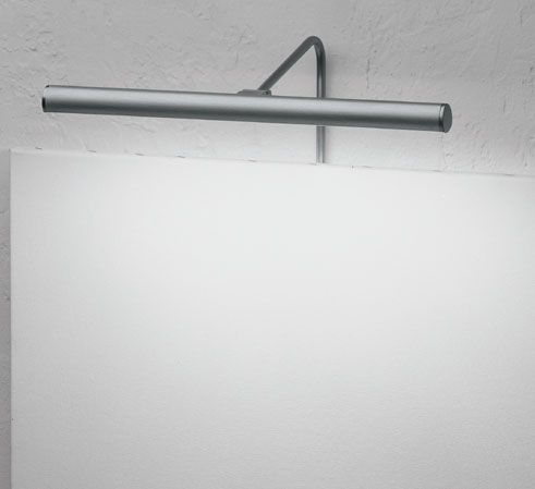 Gugen Art Lights pictures Fluorescent 56cm Nickel mate