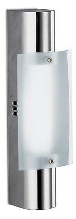 Llisa mini Aplique baño 35cm Cromo