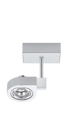 Corner ceiling lamp pequeño Single 1xGU5,3 50W