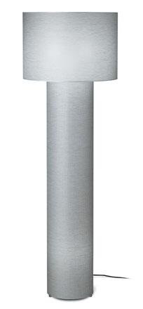 Gigantic 155cm Floor Lamp Trama metálica