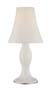Table Lamps 2 Table Lamp Glass white