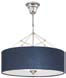 Pendant Lamps 1 Pendant Lamp G Chrome/Black