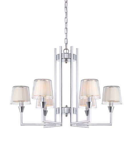 Bell Wall Lamp Nickel Satin