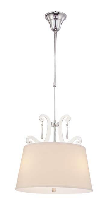 Anais Lámpara Colgante ø45cm regulable en altura