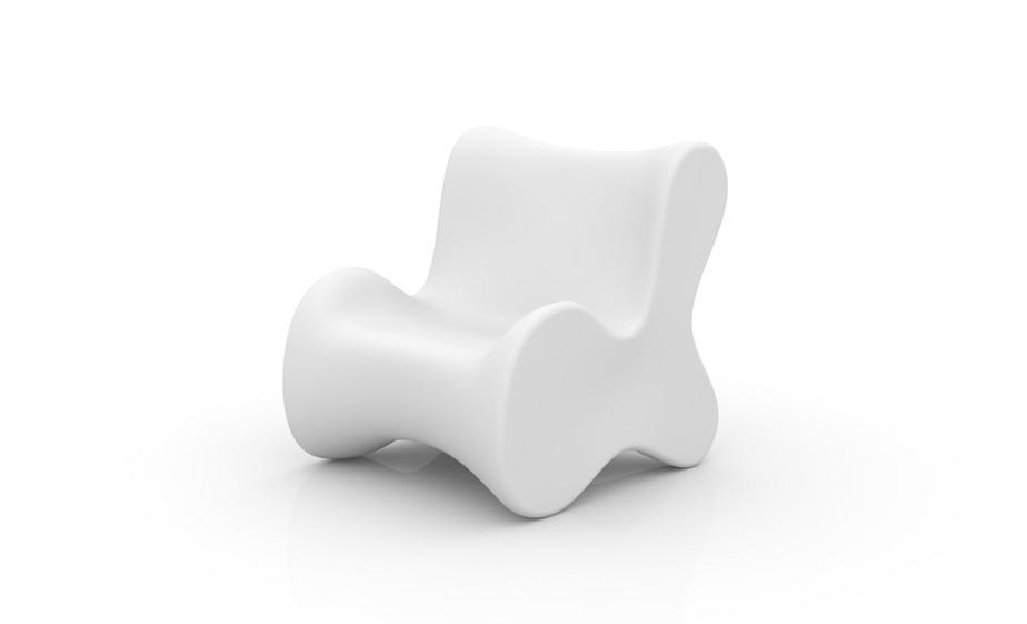 Doux armchair 80x92x89cm