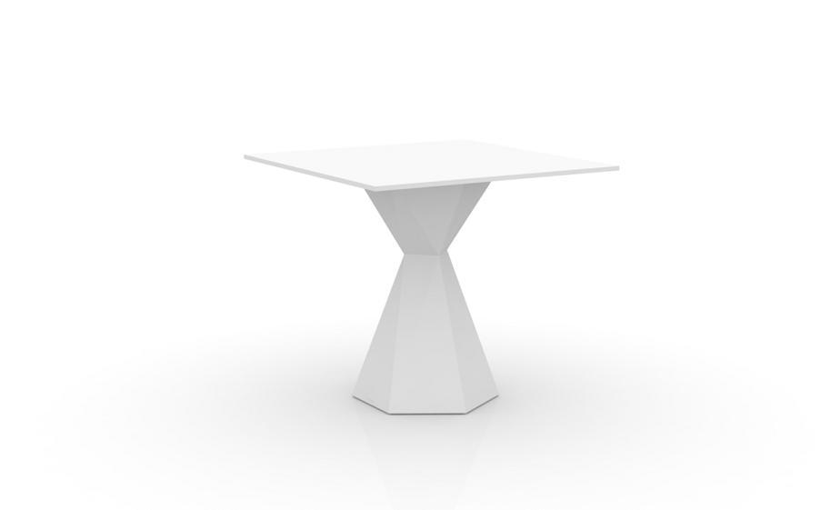 Vertex table square 50x50x72cm