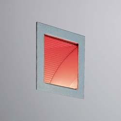 Themis carre/recta Filtro de color Red