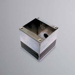 Sonar square mounting Caja