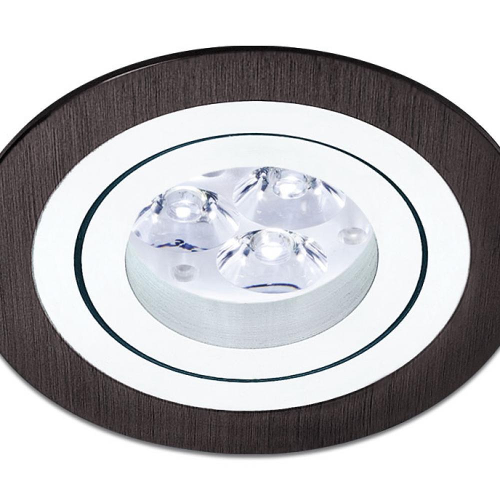 bpm lighting 3053 recessed round of 1 light led 4200k 3053. Black Bedroom Furniture Sets. Home Design Ideas
