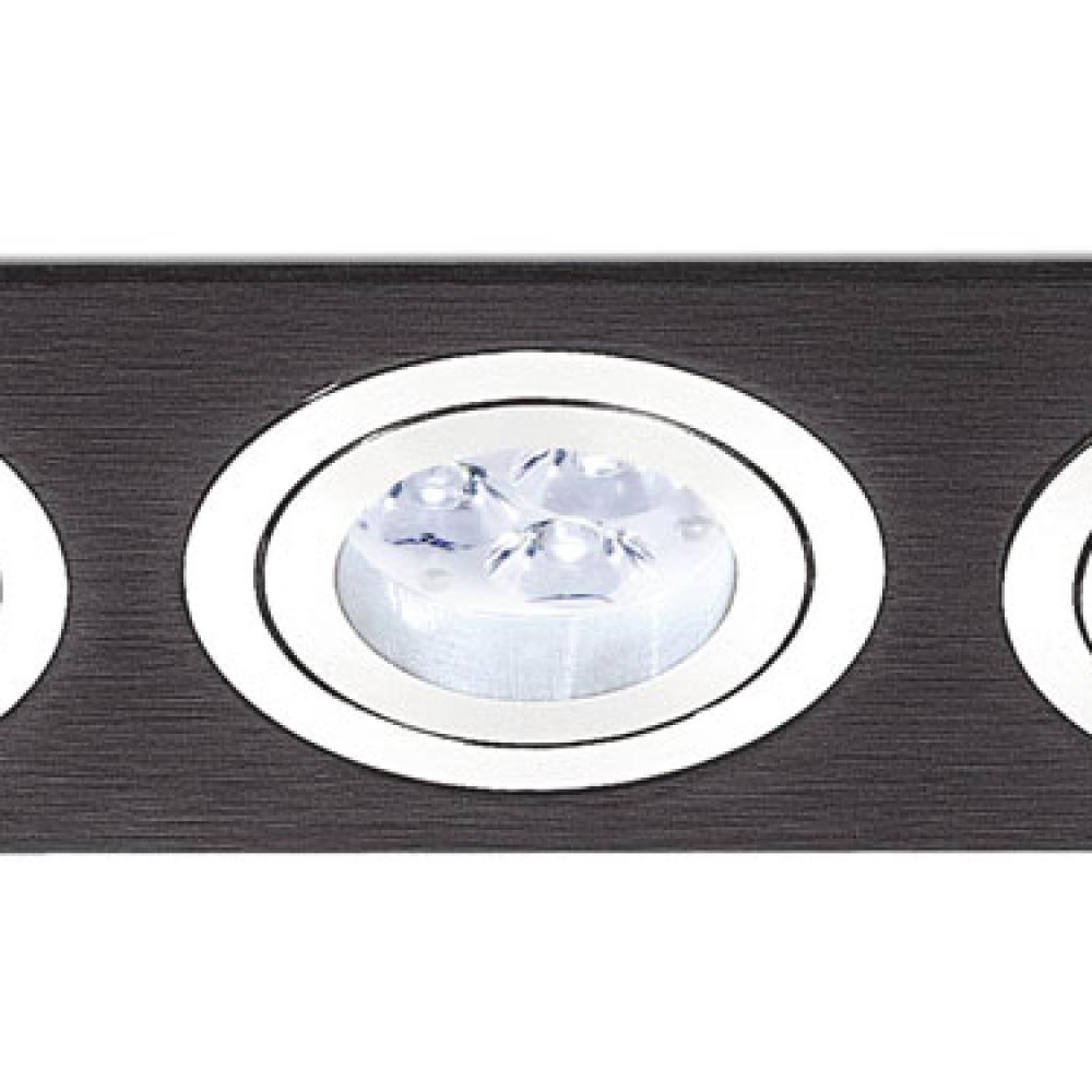 bpm lighting 3056 recessed of 3 lights rectangular 3056. Black Bedroom Furniture Sets. Home Design Ideas