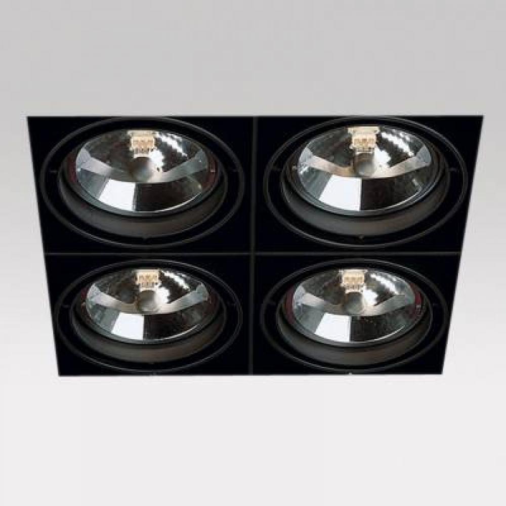 delta light grid in trimless 4 qr frames recessed 202 61. Black Bedroom Furniture Sets. Home Design Ideas