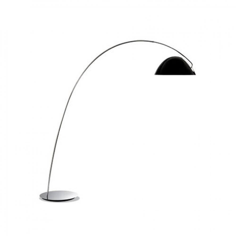 Estiluz Pluma P 2959 Floor Lamp Black 029592610