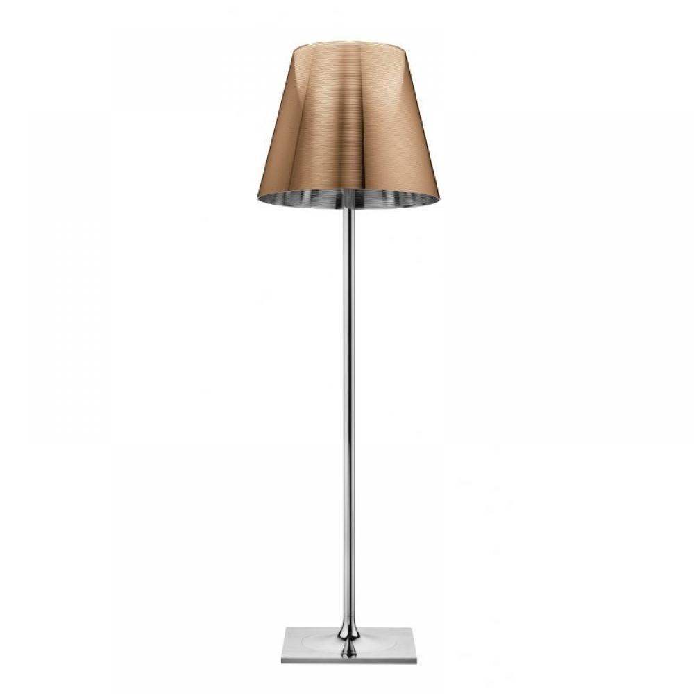 Flos ktribe f3 l mpara di lampada da terra f6301046m for Flos aim 3 luci prezzo
