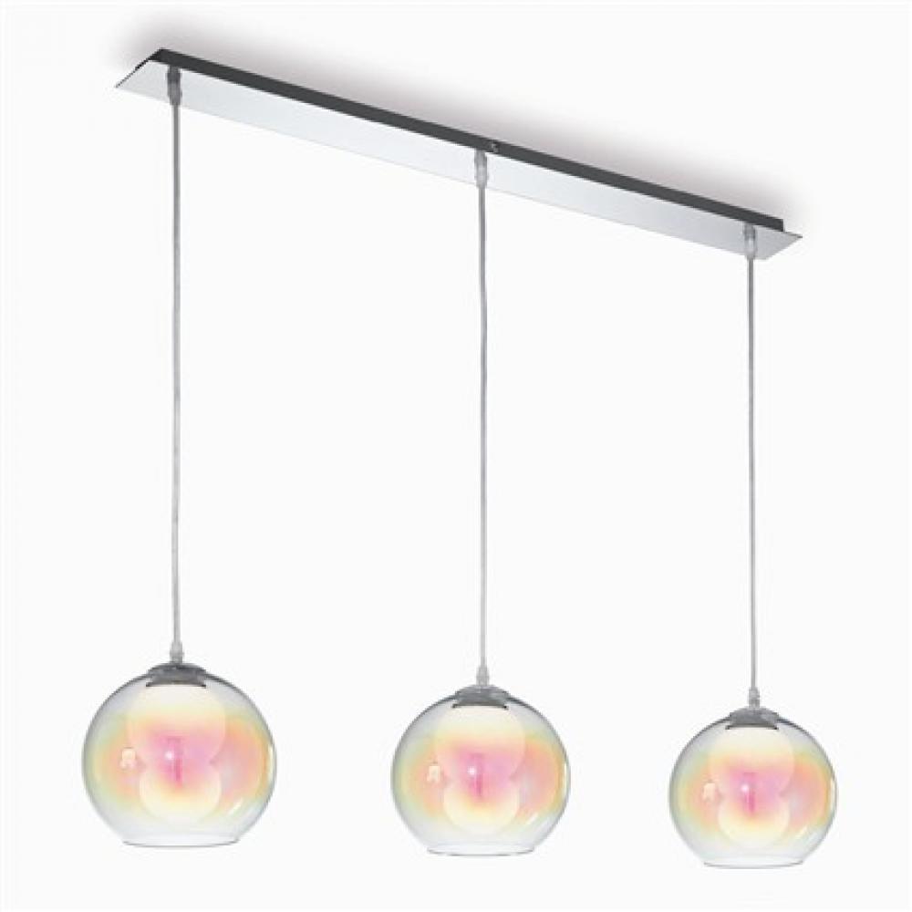 Iride Sb3 Lámparas Nemo Ideal De Pendant Lamp Lux 3xg9 09322 40w 2WH9YEID