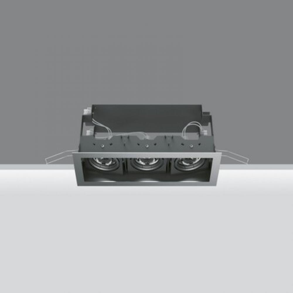 iguzzini deep frame recessed adjustable of 3 l mparas de dise o. Black Bedroom Furniture Sets. Home Design Ideas