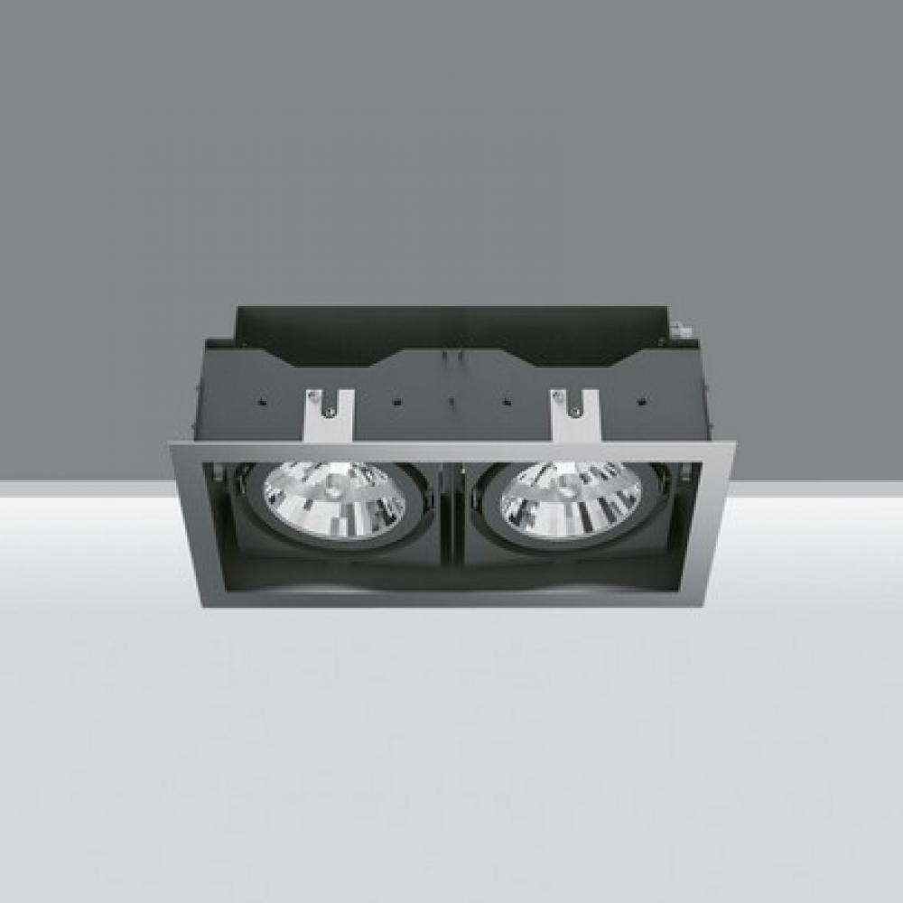 iguzzini deep frame recessed adjustable of 2 l mparas de dise o. Black Bedroom Furniture Sets. Home Design Ideas