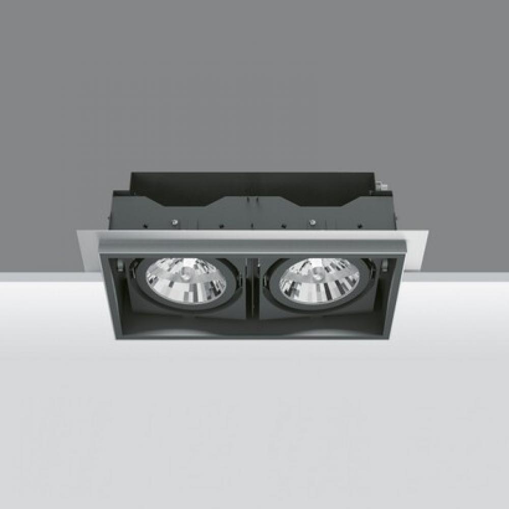 iguzzini deep minimal recessed adjustable of 2 l mparas de dise o. Black Bedroom Furniture Sets. Home Design Ideas
