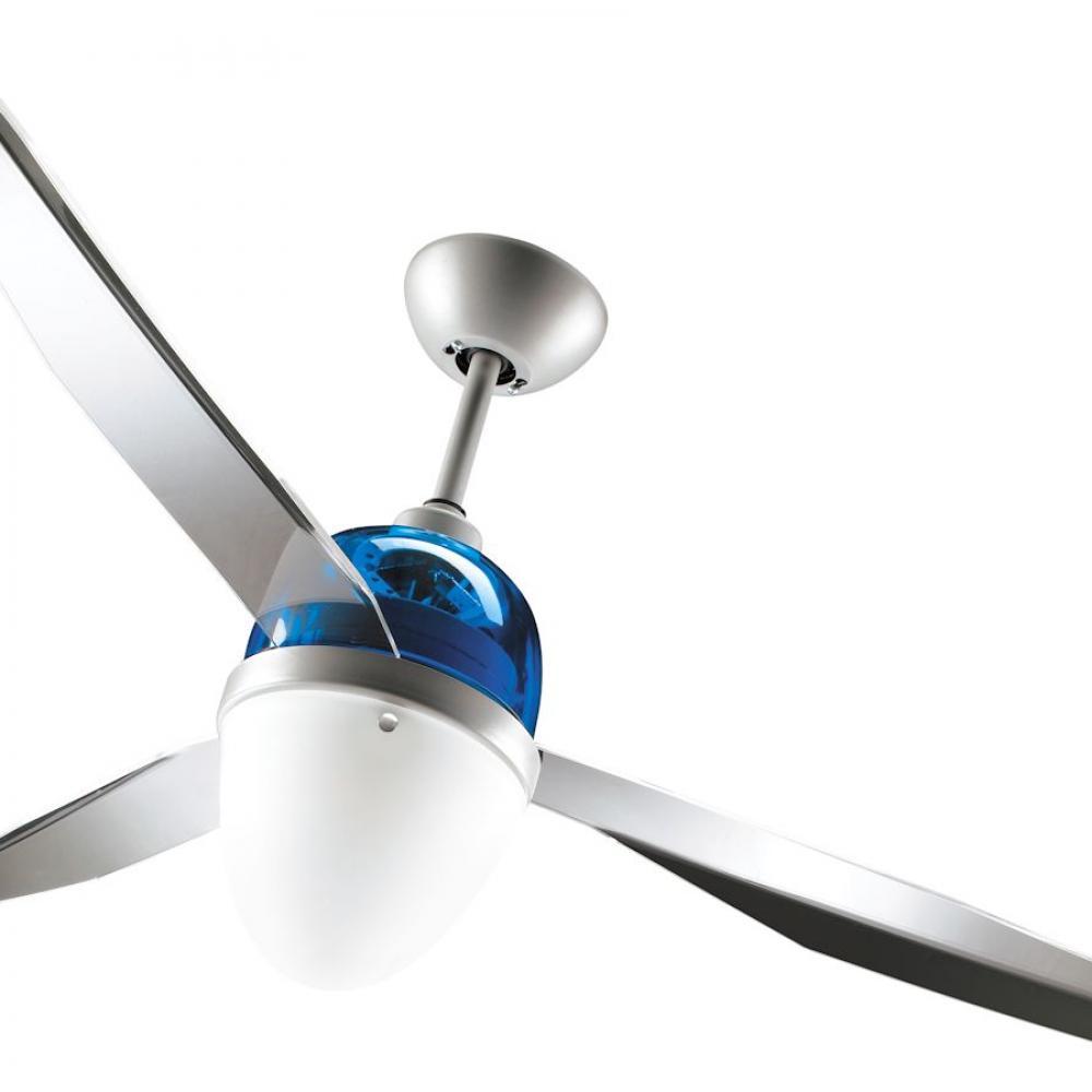 Italexport swing eco ventilador con luz 104cm 3 7020 0019 - Lamparas de ventilador ...