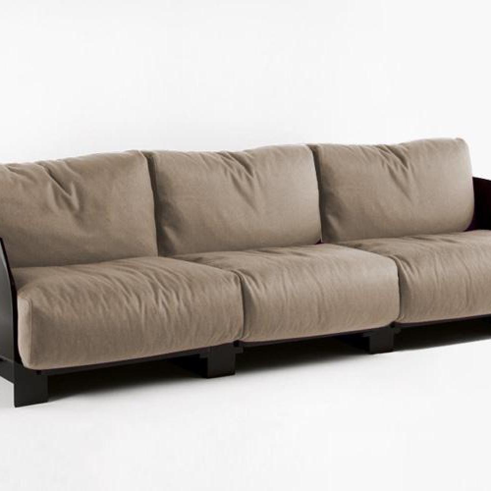 Kartell pop outdoor sofa fabric for outdoor 7043 for Sofa exterior diseno