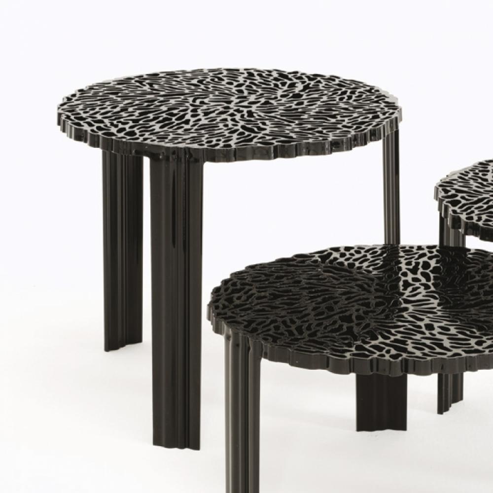 kartell t table 36cm altura mesa 8501 l mparas de dise o. Black Bedroom Furniture Sets. Home Design Ideas