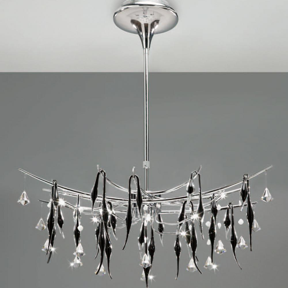 Mantra B&N Pendant Lamp /Semiceiling lamp 1236