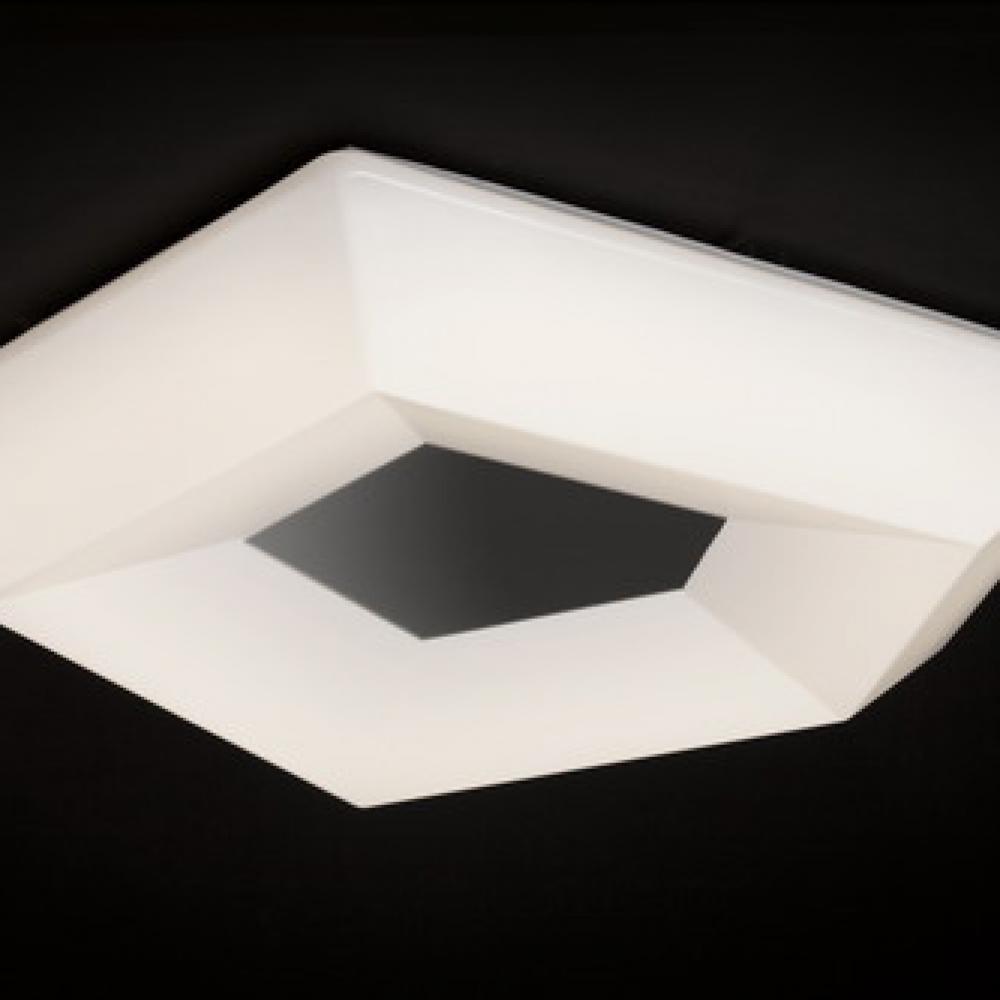 mantra city plafonnier led grand 65cm blanc 28w 3795 l mparas de dise o. Black Bedroom Furniture Sets. Home Design Ideas