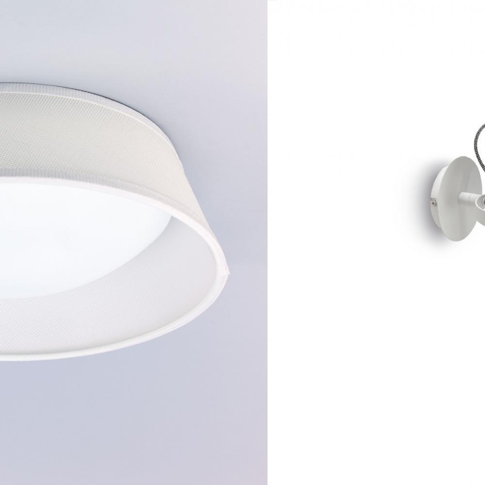 Mantra Nordica Led Ceiling Lamp 45 Cm 3000k 4965