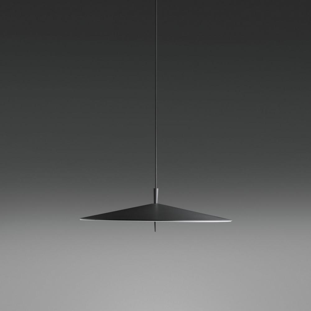 Milan iluminacion pla l mpara colgante 600mm led 3x11w - Lamparas de diseno italiano ...