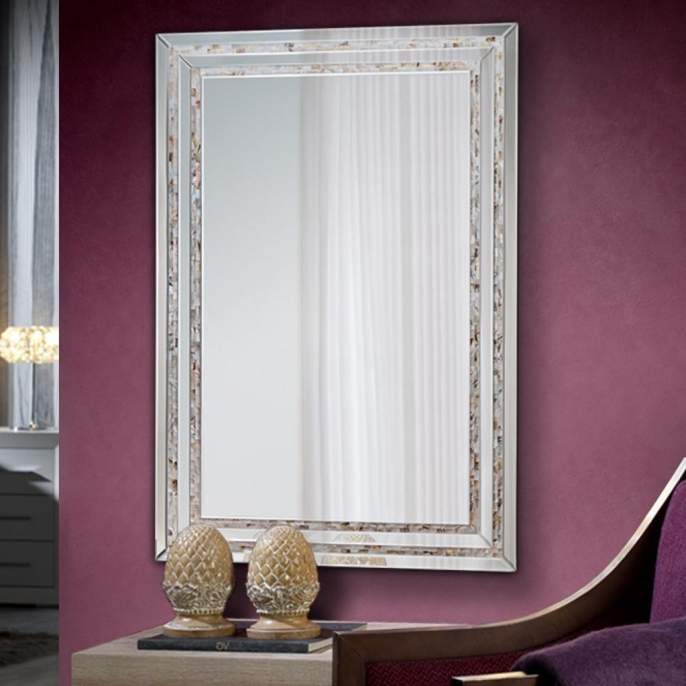 Schuller nacar espejo rectangular con luna 287506 - Espejos de diseno italiano ...