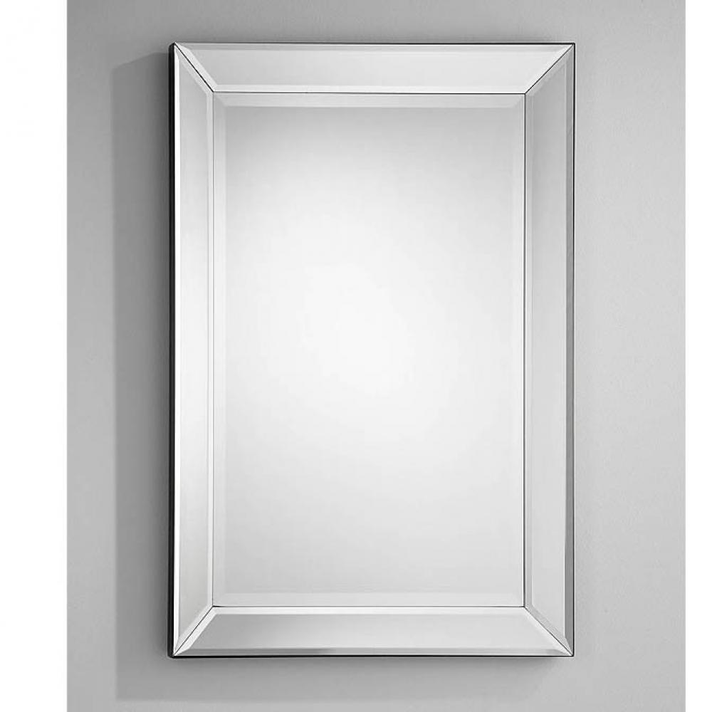 Schuller espejo rectangular marco espejo 310517 l mparas - Lamparas para espejos ...