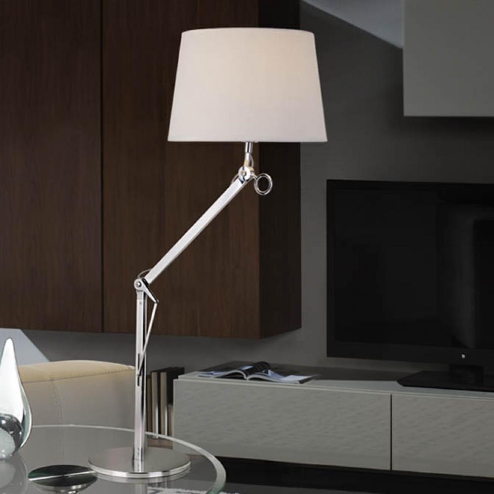 Schuller atlas sobremesa 1l aluminio anodizado 619927 for Lamparas de diseno italiano