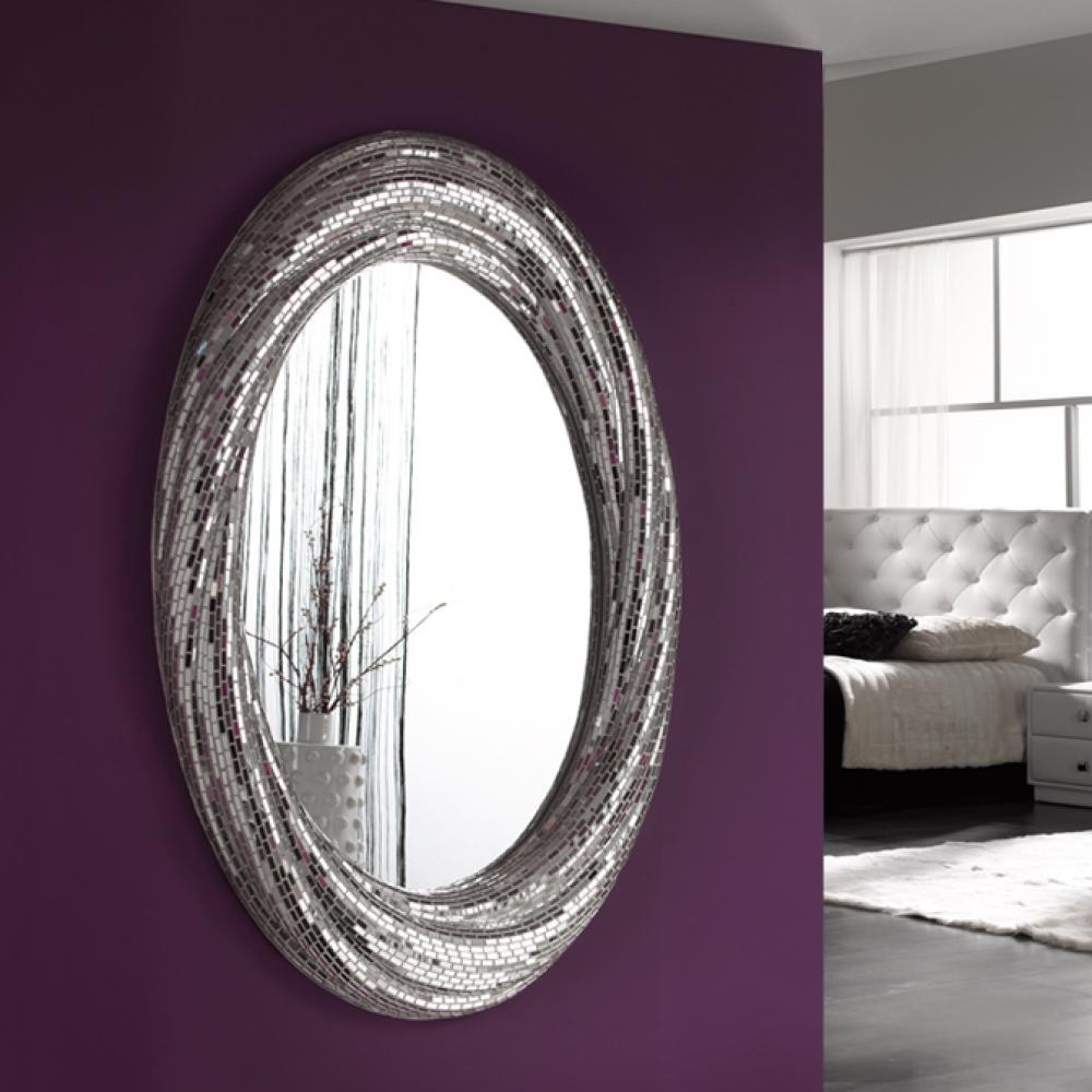 Schuller gaudi espejo rodas ovalado 392120 l mparas de - Lamparas para espejos ...