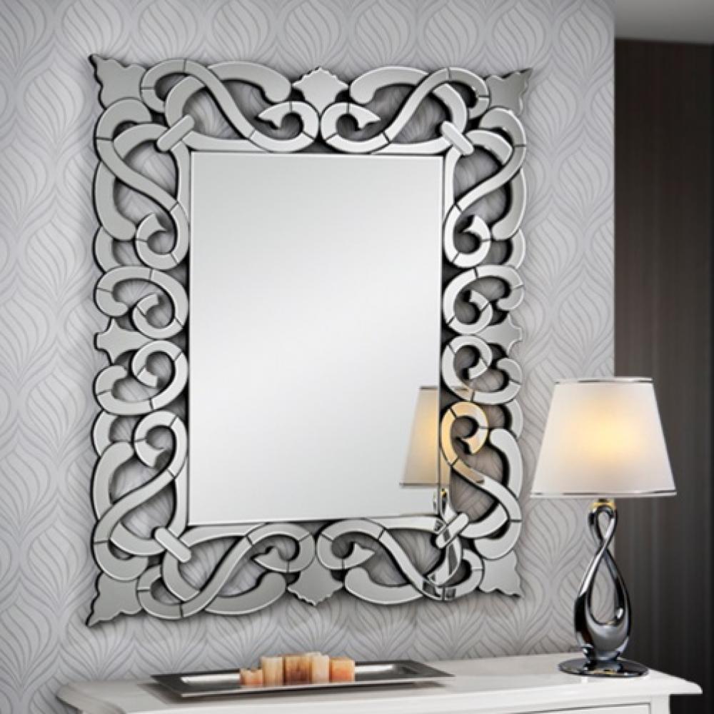 Schuller dunia miroir rectangulaire 110x120 118624 for Schuller miroir
