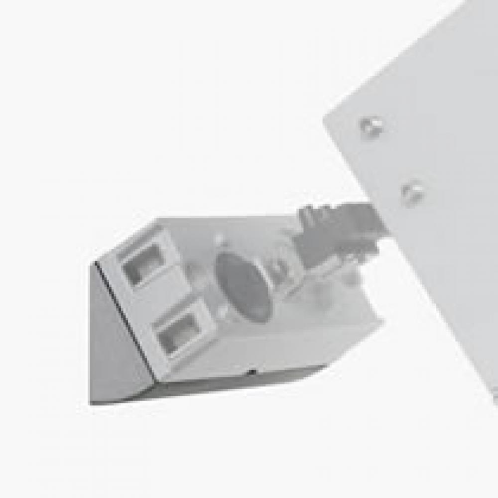 Simes Loft (Acceorio) Supporto Applique bianco S.6604.01 - Lámparas de diseño