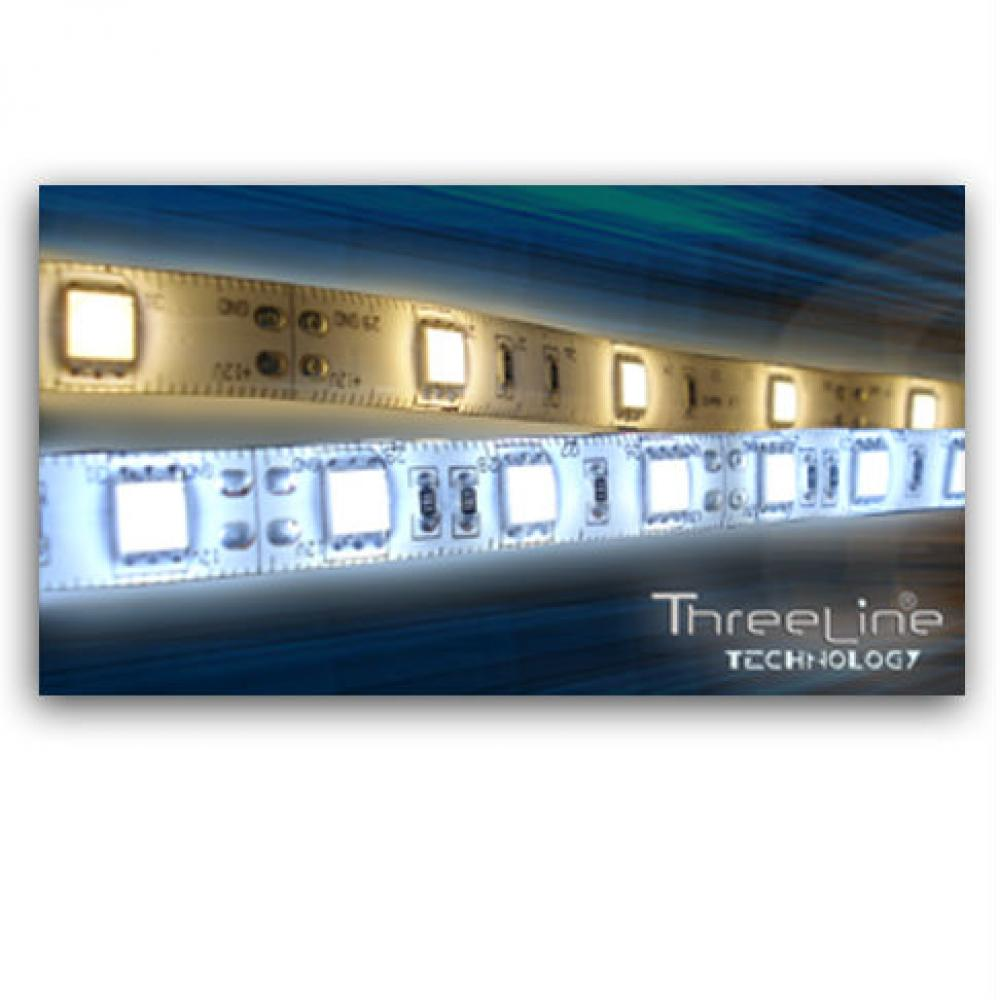 Threeline tira de led flexible rollo 5m smd5050 c5050300 - Precio tira de leds ...