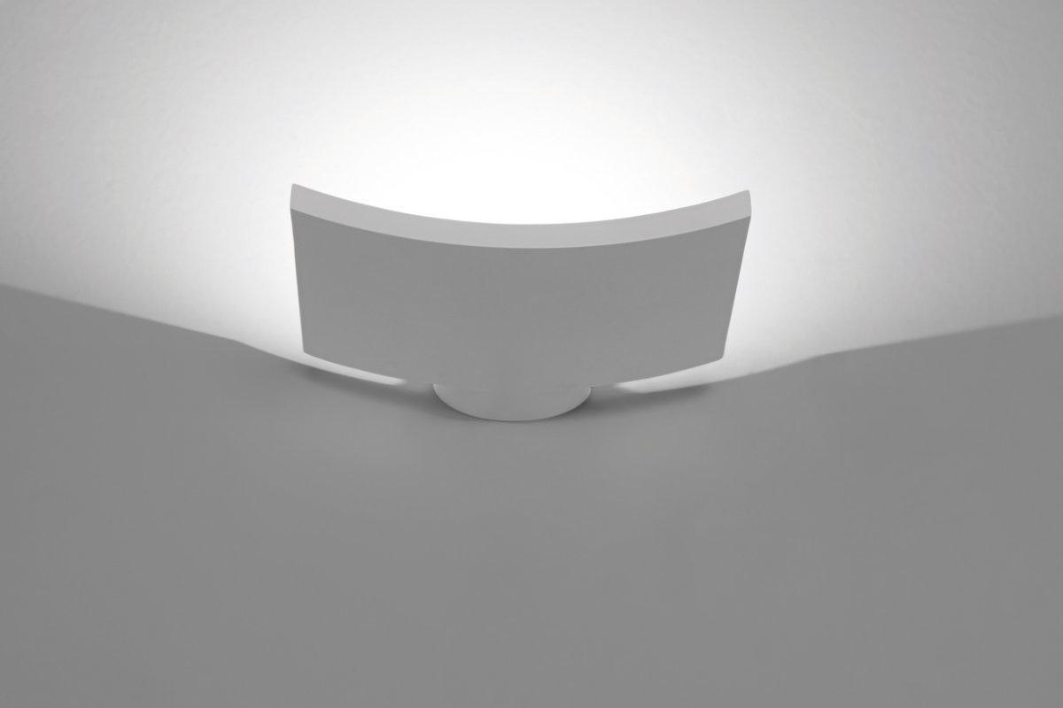 Artemide microsurf applique led w blanc a lámparas de