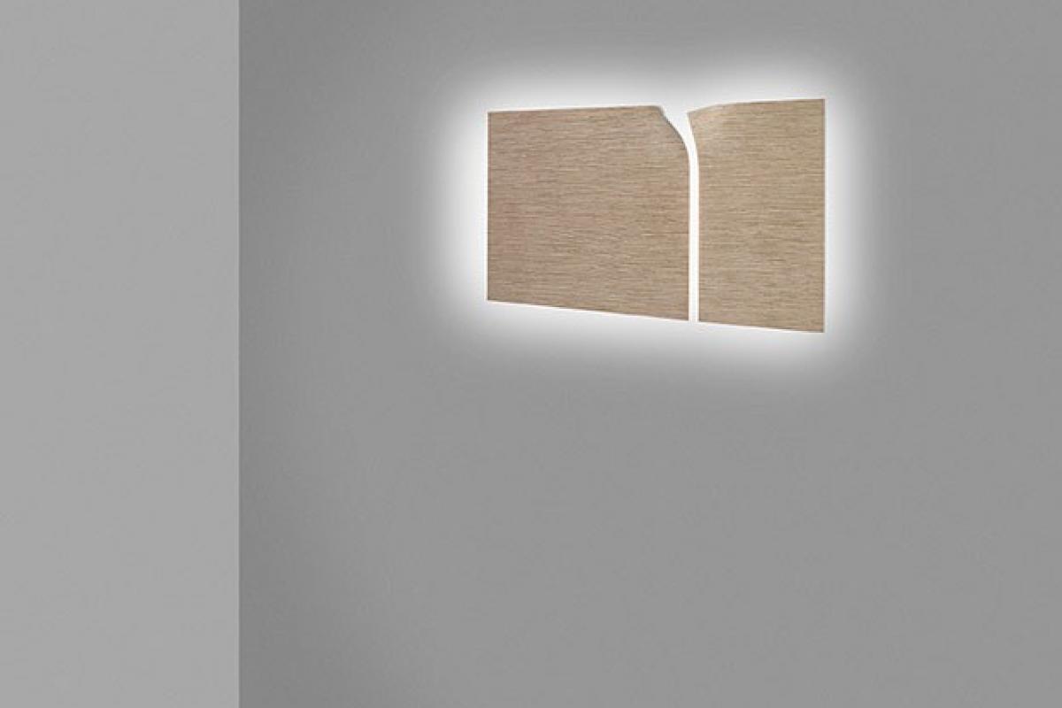 B.lux a3l applique soffito led 18 6w legno 731110 lámparas de diseño