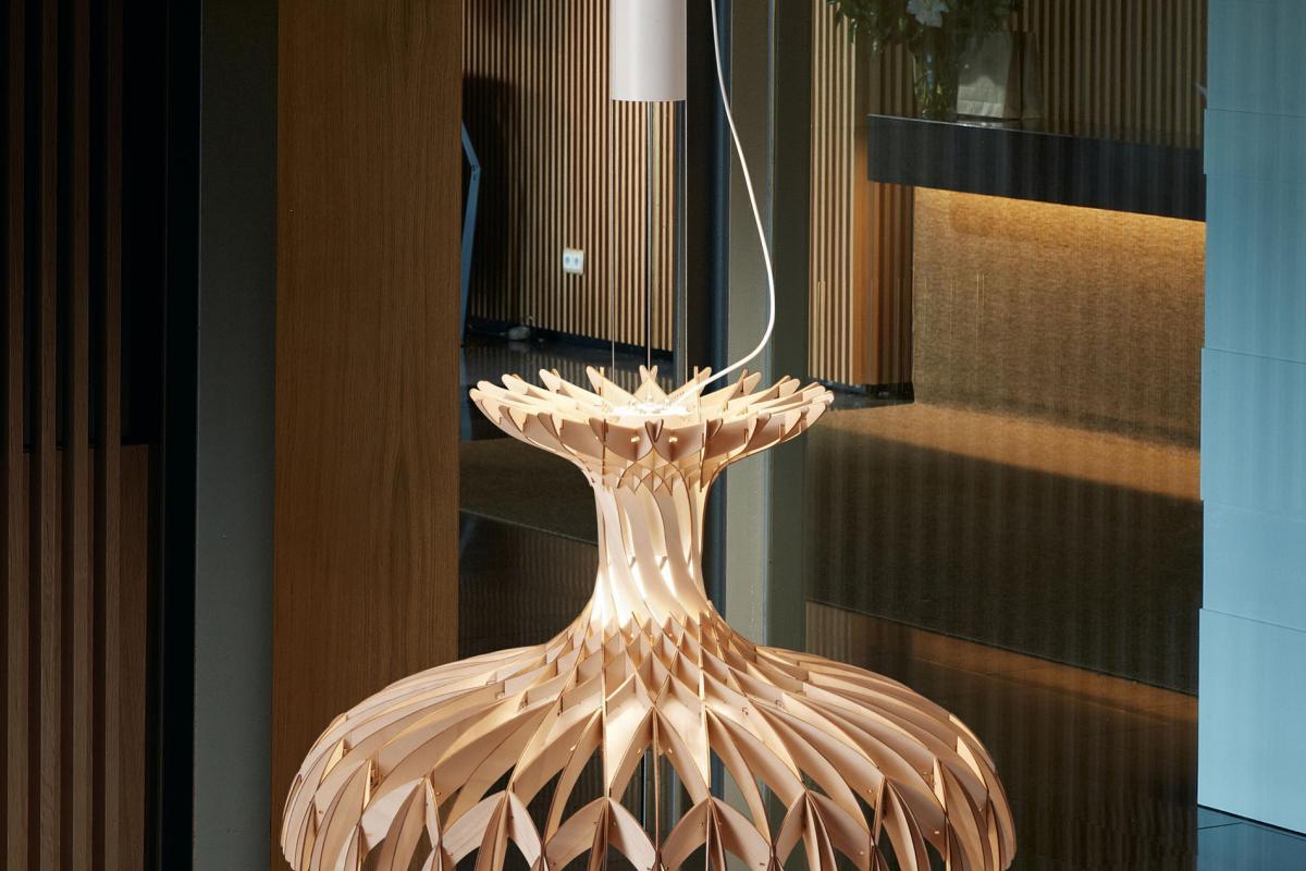 bover dome 180 accessoire abat jour bois p 812 l mparas de dise o. Black Bedroom Furniture Sets. Home Design Ideas