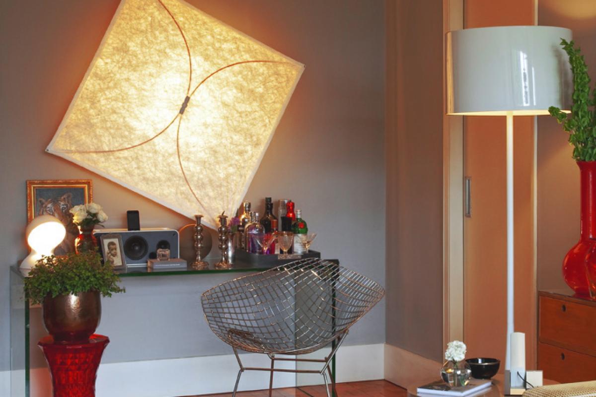 Flos ariette 2 applique 100cm 4x40w e27 f0500009 lámparas de diseño