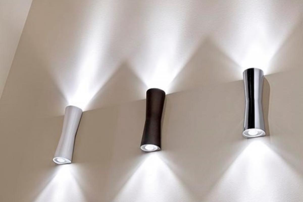 Flos clessidra applique doppio esterna xled f lámparas