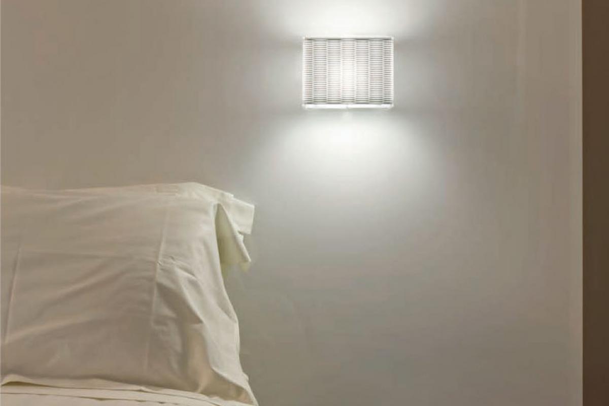 Fontana Arte Lounge Applique 17x20x13cm 1x20w E27 5400AR - Lámparas ...