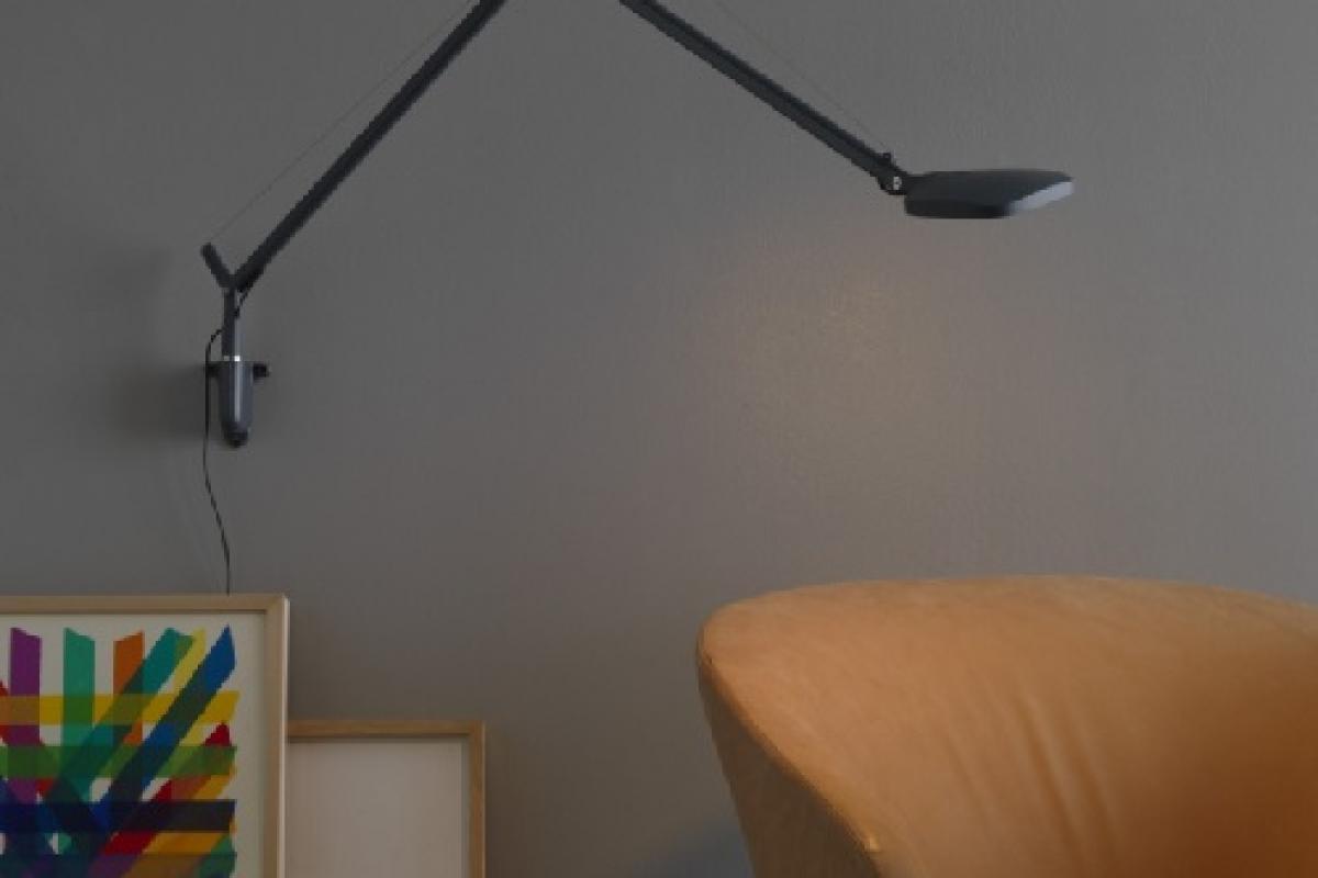 Fontana arte volée solo struttura doppio per gs lámparas