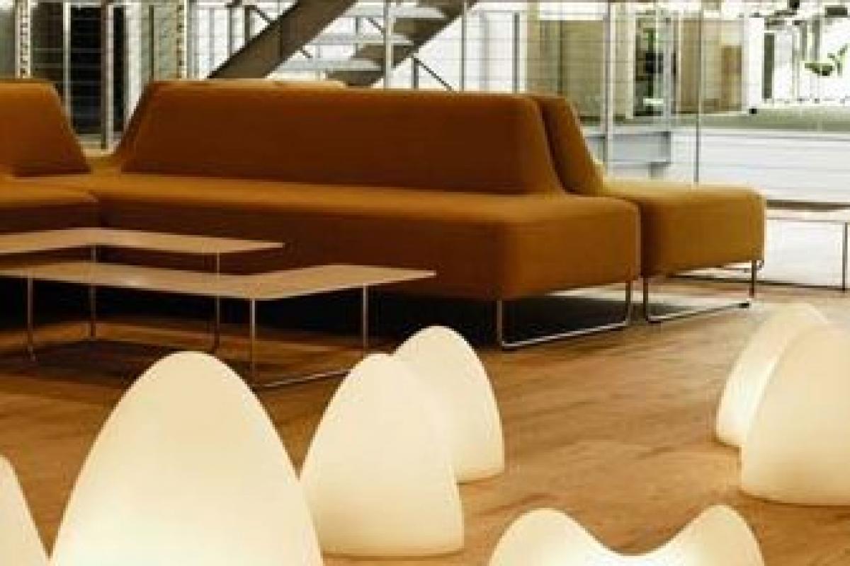 Foscarini Blob Xl L 225 Mpara Of Floor Lamp White 124011sl 10