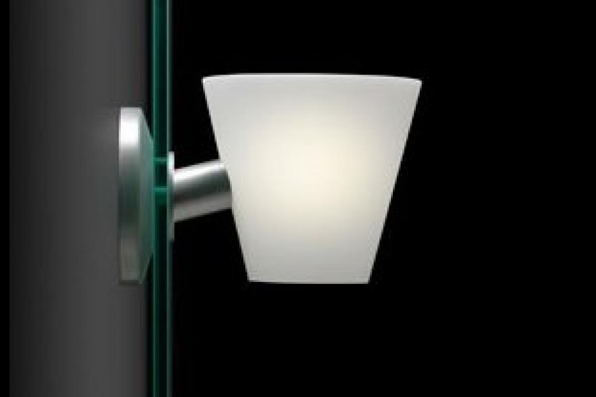 Foscarini quadro applique bianco  lámparas de diseño