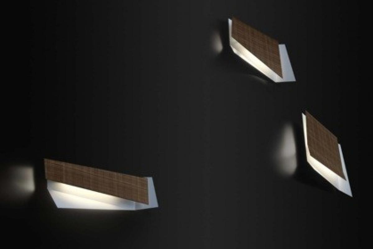 Foscarini flap applique con dimmer regolatore dm